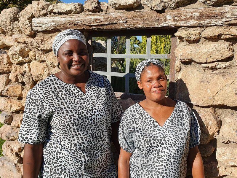 4 Loge Staff - Shylet & Yolanda